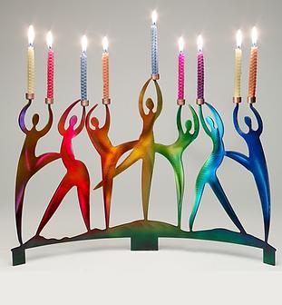 Large Festival of Lights Menorah for web