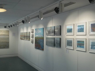 My work in the FBC Manby Bowdler Gallery