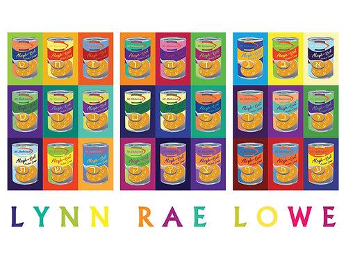 Warhol: The Color of Jewish Penicillin Print
