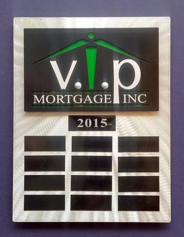 VIP Mortgage Perpetual Award