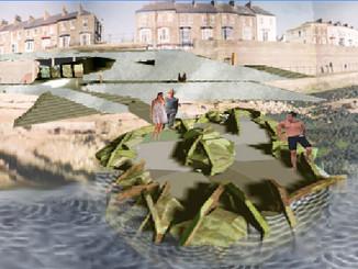 Innovative SciArt awardedEnvironmental Artwork Scheme for Hartlepool Headland has fresh impetus