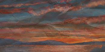 Sun_setting_–_looking_towards_Praa_sands