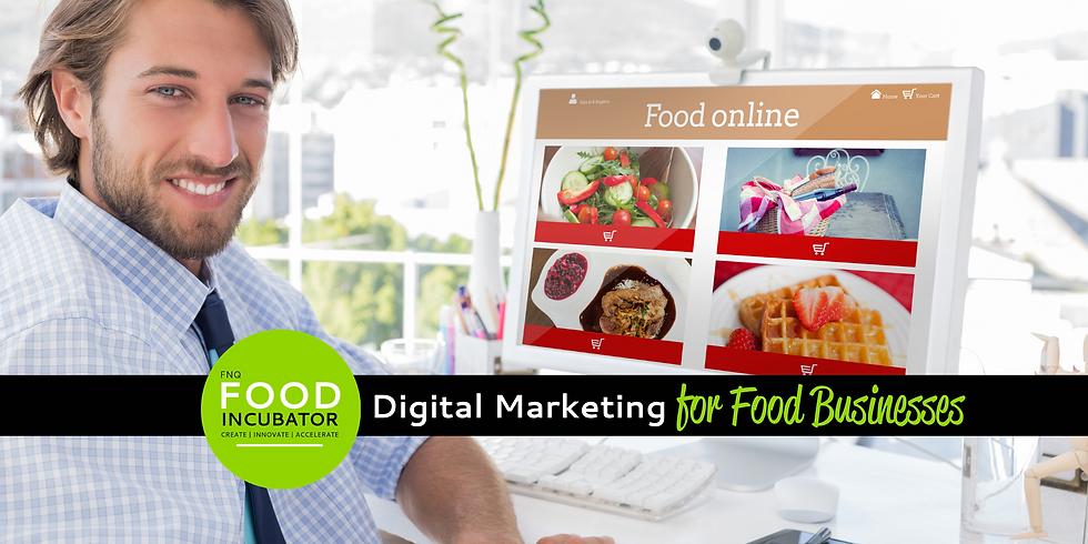 Digital Marketing for Food Businesses Workshop