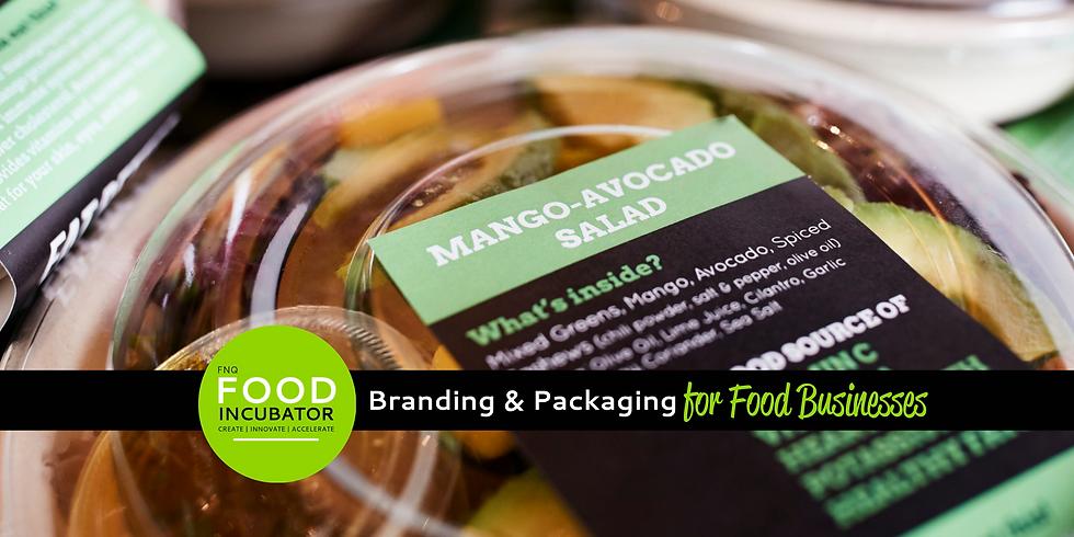 Branding & Packaging Workshop for Food Businesses