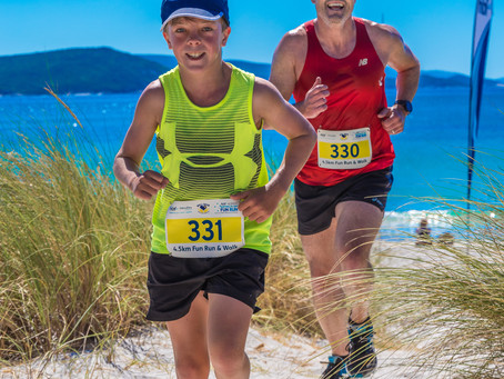 2019 hbf ALBANY FUN RUN hosted by the Men's Resource Centre
