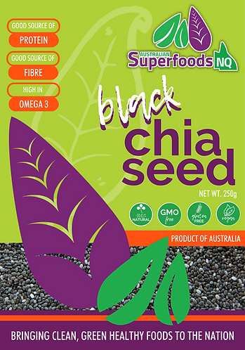 Australian Superfoods NQ Black Chia