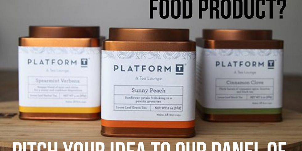 FNQ Food Product  Pitch-A-Thon