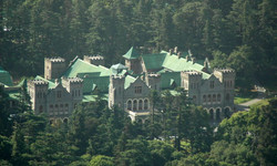 Nainital Governor House3