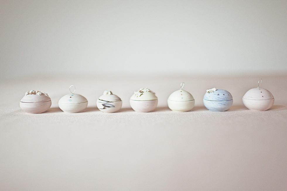 Marie Canning petit pots