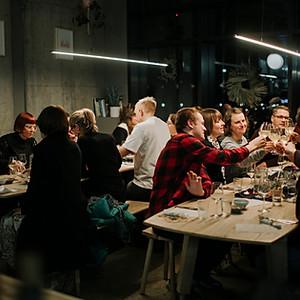 Ladies Of Restaurants supper club