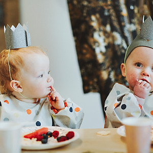 Rupert & Winnie 1st birthday party