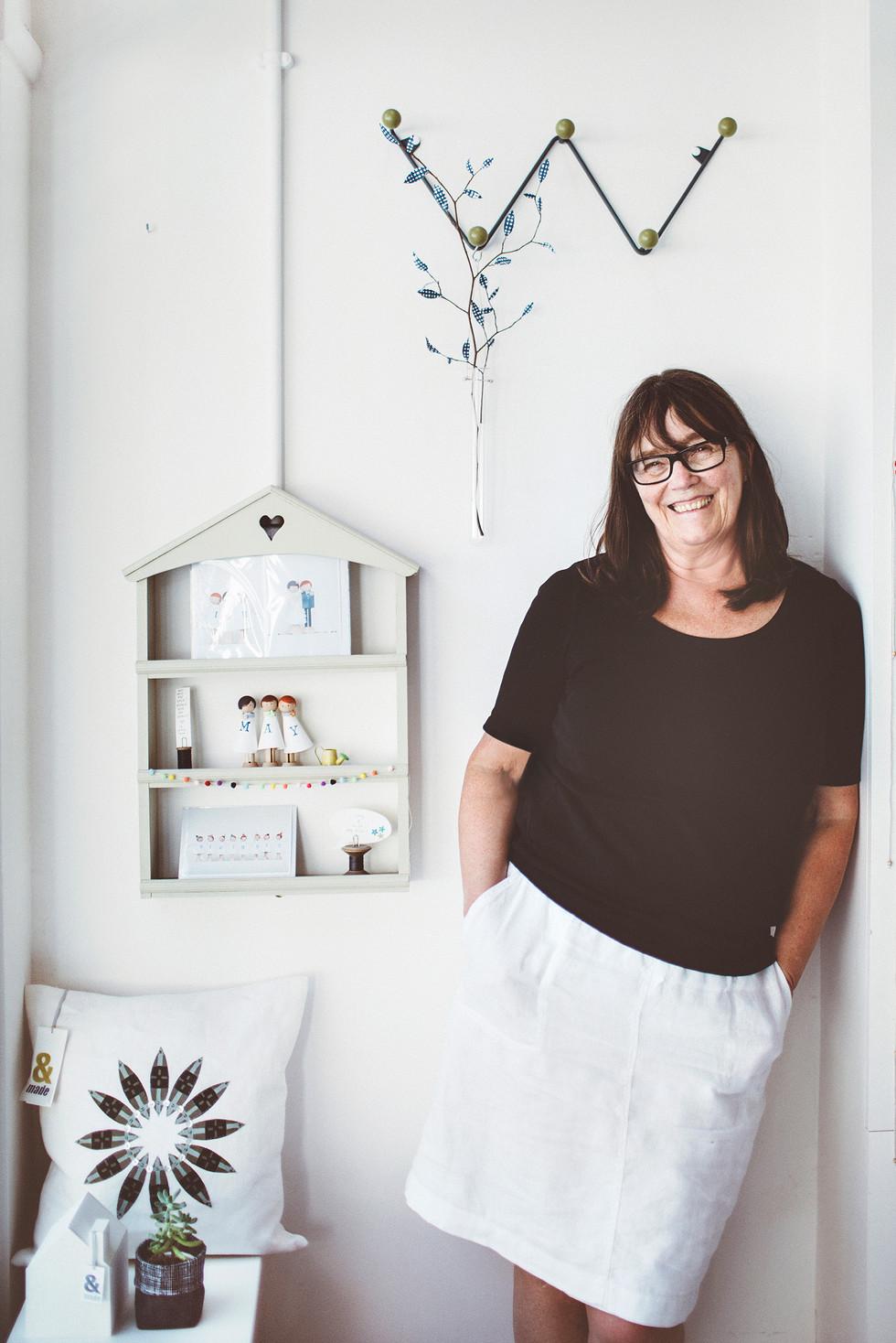 Andrea Lord Designer