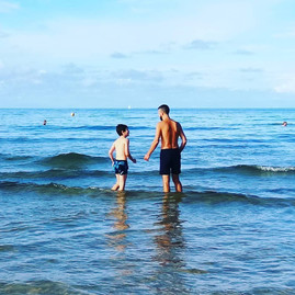 La mer et ses bienfaits