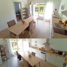 La cuisine: un espace de Vie(s)