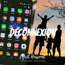 Le numérique est partout : apprenez à vous déconnecter !