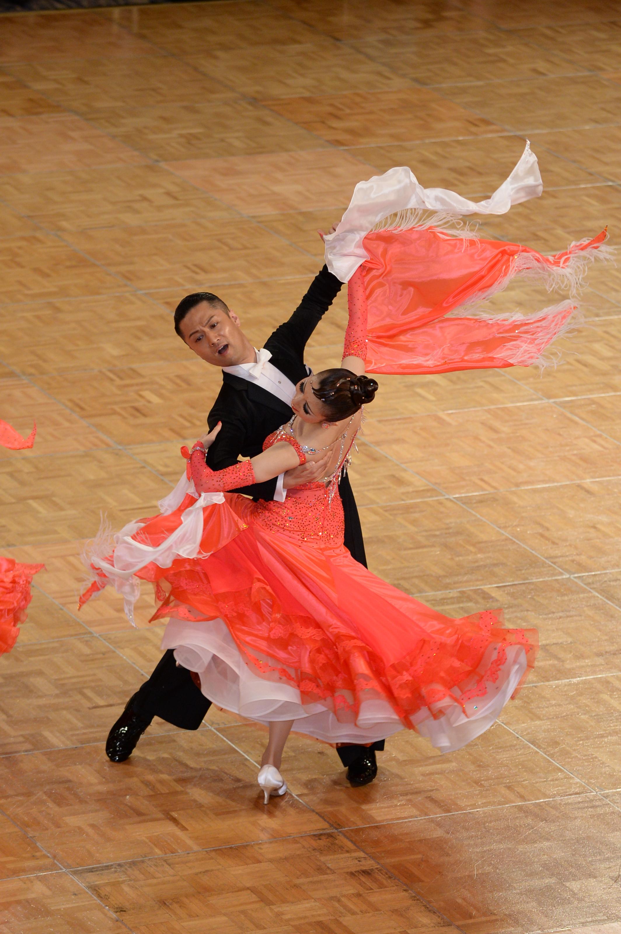 2014 統一全日本ダンス選手権