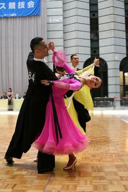 2015 中期 B級ダンス競技会