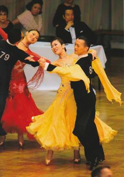 東部日本ダンス選手権 2015年7月