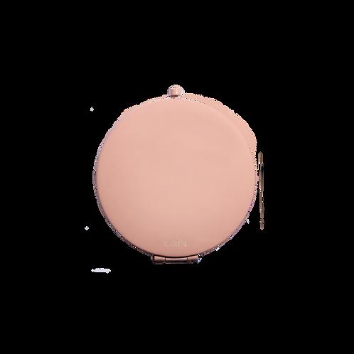 ODEME(オデム)コンパクトミラー PINK
