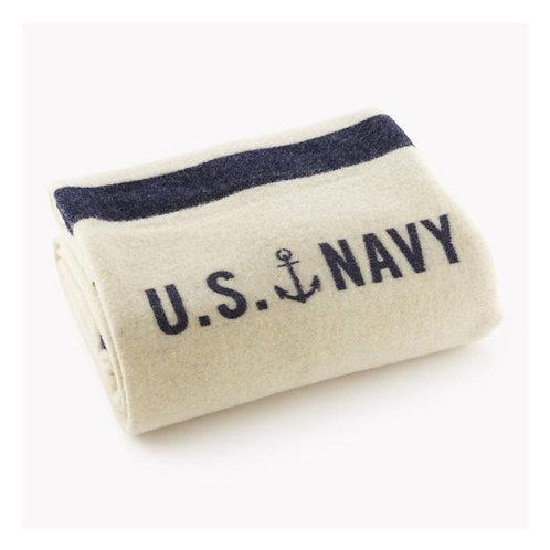 FARIBAULT(ファリバルトウーレンミルズ) US Navy ブランケット