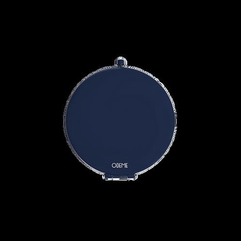 ODEME(オデム)コンパクトミラー NAVY
