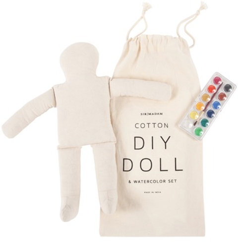 SIR | MADAM DIY DOLL