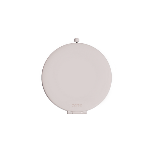 ODEME(オデム)コンパクトミラー WHITE