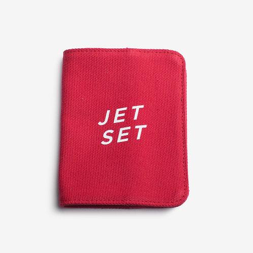 IZOLA(イゾラ)パスポートケース JET SET