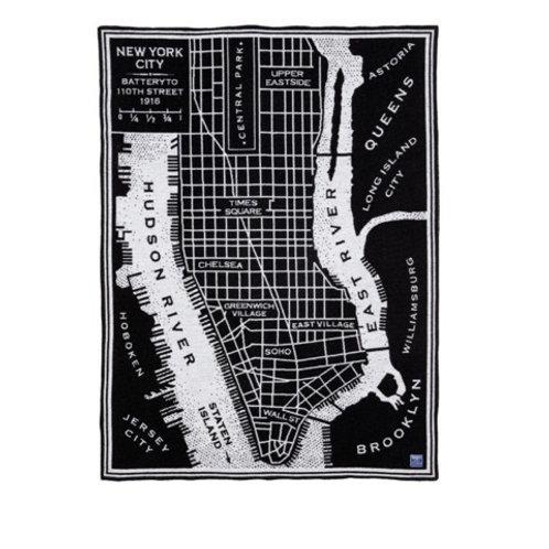FARIBAULT(ファリバルトウーレンミルズ) New York City ブランケット