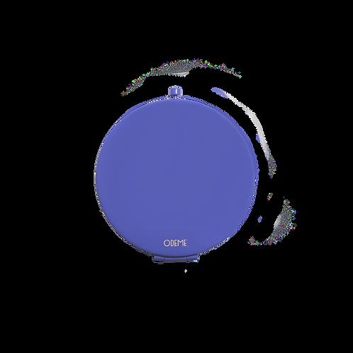 ODEME(オデム)コンパクトミラー BULE