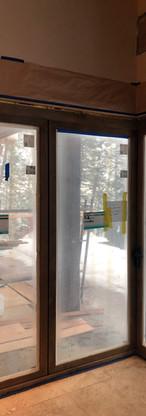 Panda door (opens around the corner)