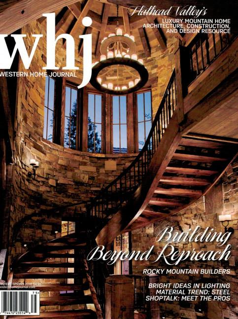 WHJ Magazine cover