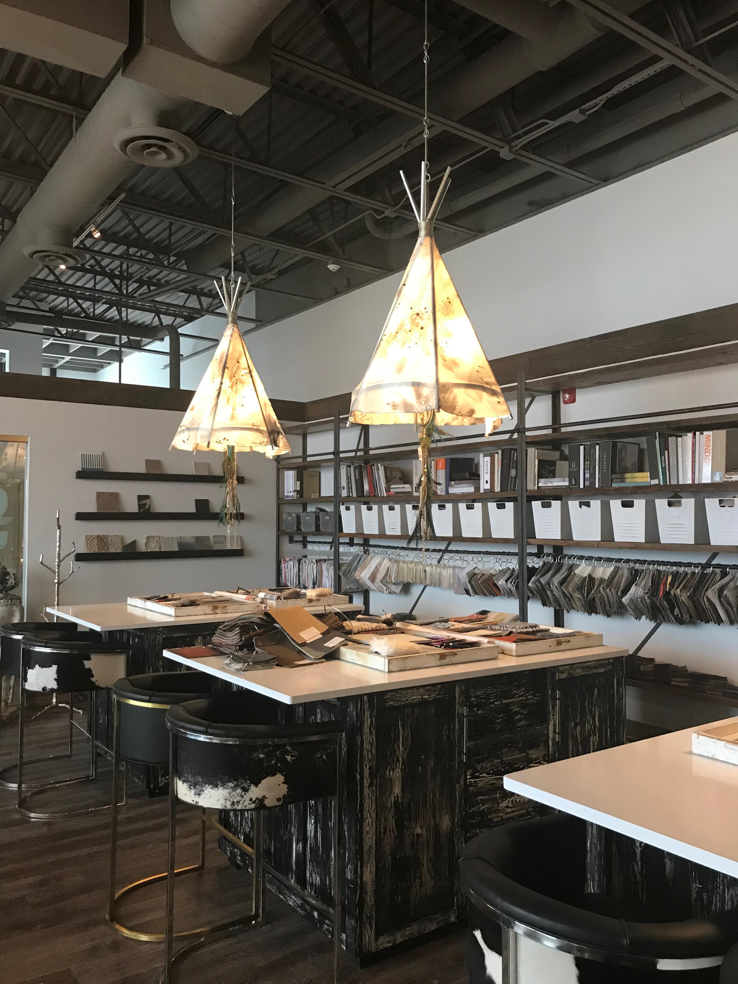 Designer office space