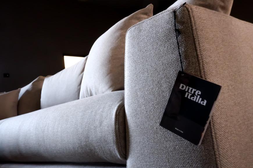 Morbido divano Ditre Italia