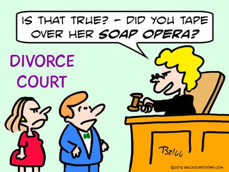 Tis the Season for Divorce