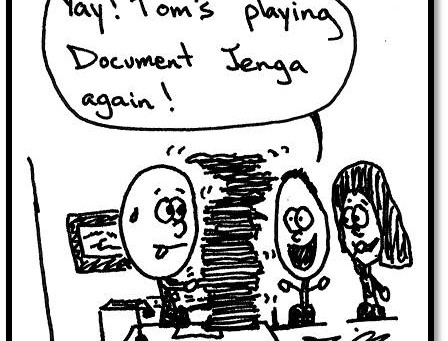 Organization of your Legal Documents is Key to Winning your Case