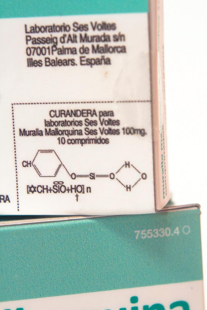 MURALLA MALLORQUINA 100 mg