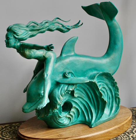 Dolphin Rider (1st Place)