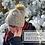 Thumbnail: Norway Pines Beanie - PDF Pattern