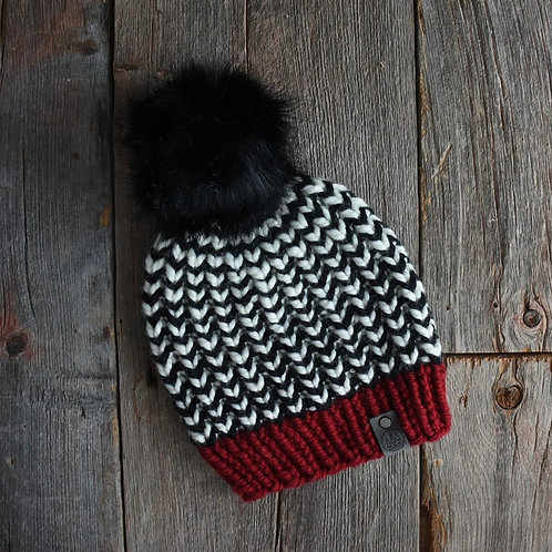 Riverbend Hat -Red