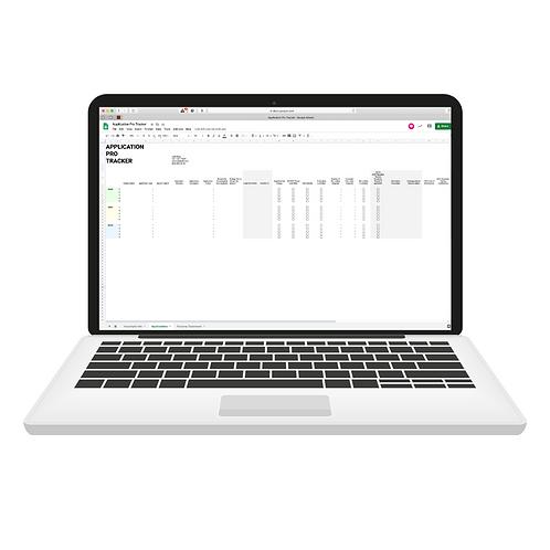 Application Pro Tracker