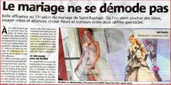 SALON MARIAGE ST RAPHAEL