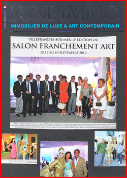 FRANCHEMENT ART