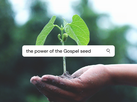 The Power of the Gospel Seed #1