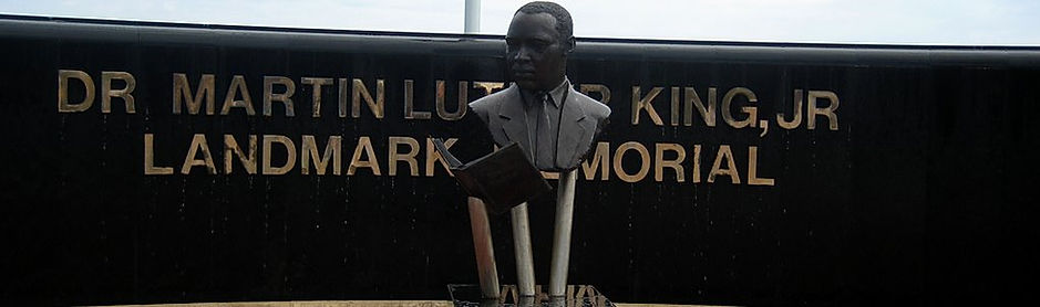 West Palm Beach Martin Luther King Memorial