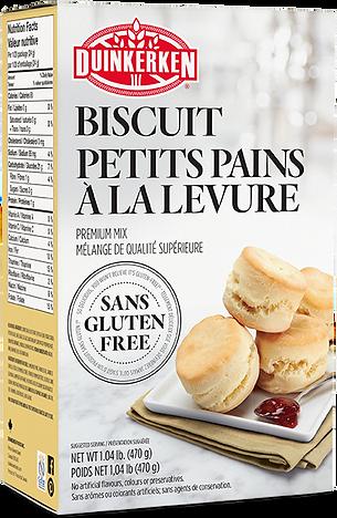 Biscuit Mix Gluten Free