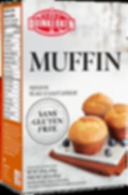 Muffin Mix Gluten Free