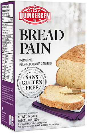 Bread Mix Gluten Free