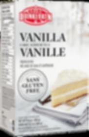 Vanilla Cake Mix Gluten Free