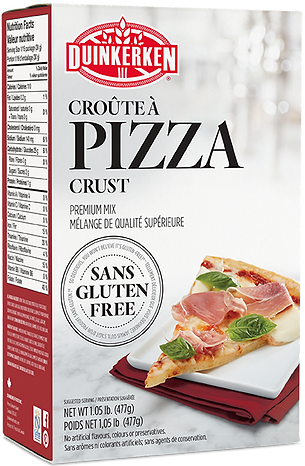 Pizza Mix Gluten Free